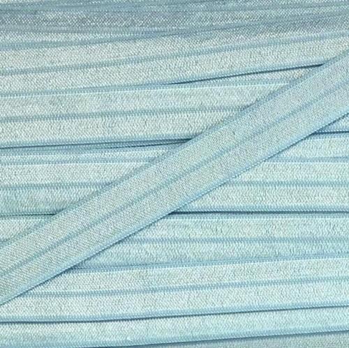Lemovacia guma 15 mm light blue