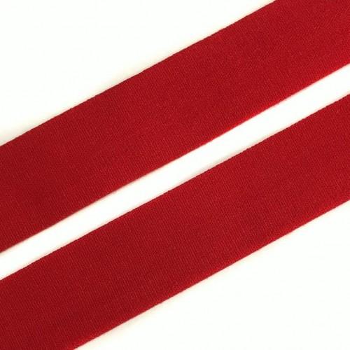 Lemovacia guma matná 20 mm červená