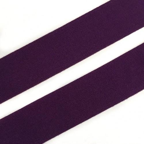 Lemovacia guma matná 20 mm fialová tmavá