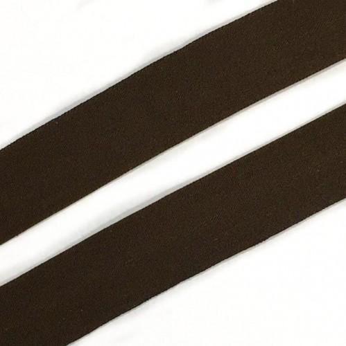 Lemovacia guma matná 20 mm hnedá tmavá