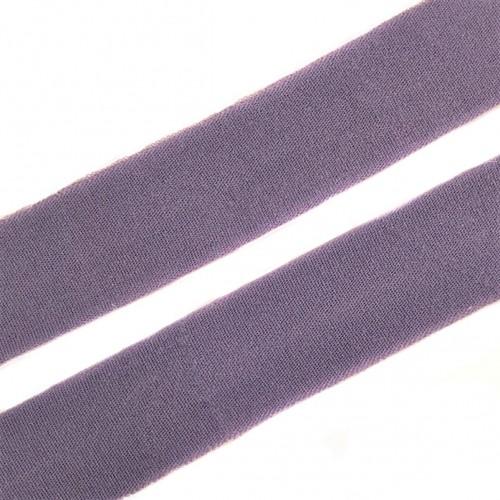Lemovacia guma matná 20 mm lilac