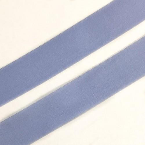 Lemovacia guma matná 20 mm modrá bledá