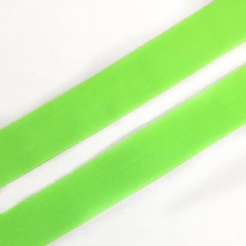 Lemovacia guma matná 20 mm neon zelená