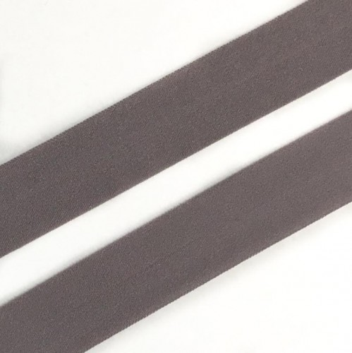 Lemovacia guma matná 20 mm sivá
