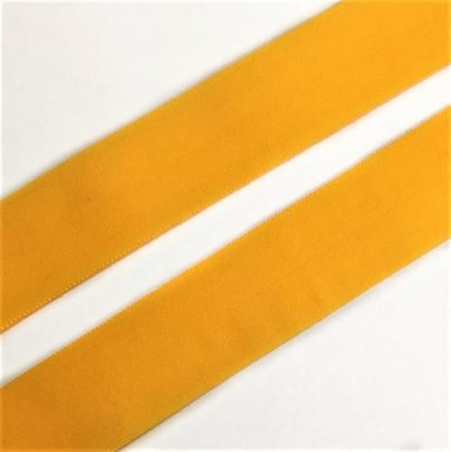 Lemovacia guma matná 20 mm slnečnica