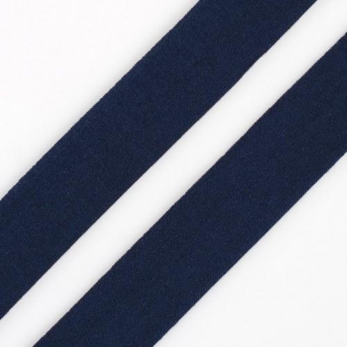 Lemovacia guma matná 20 mm temná modrá
