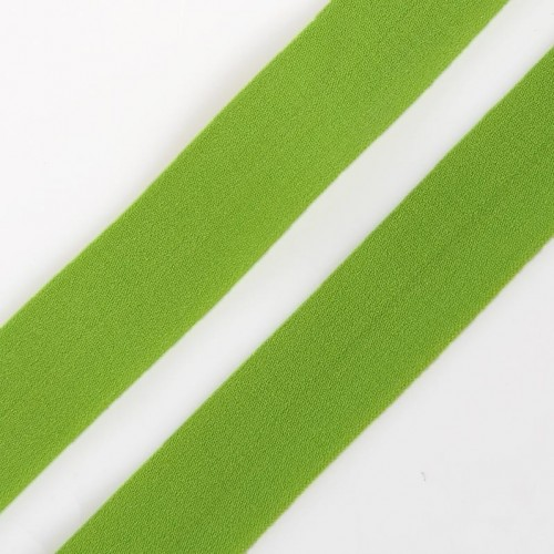 Lemovacia guma matná 20 mm zelená