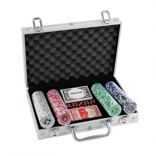 MASTER Poker set 200 žetónov Deluxe