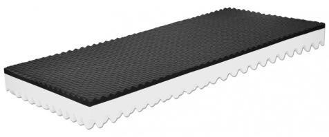 Matrace, obojstranná, rozdielna š/v/h: 14x90x200 cm