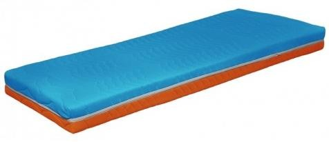 Medixo BT matrac,oranžová/modrá š/v/h: cca. 90x16x200 cm