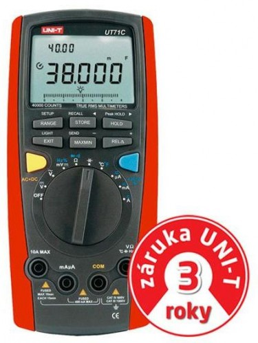 Multimeter UNI-T UT 71C