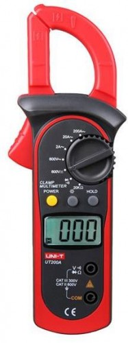 Multimeter UNI-T UT200A klešťový