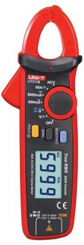 Multimeter UNI-T UT211B klešťový
