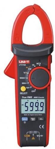 Multimeter UNI-T UT216A klešťový