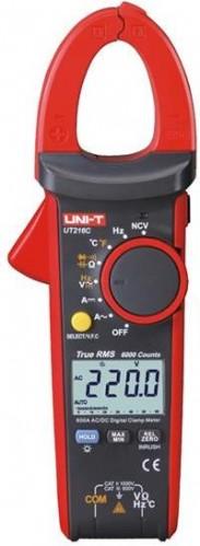 Multimeter UNI-T UT216C klešťový