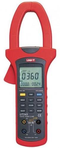 Multimeter UNI-T UT243 klešťový wattmetr