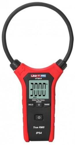 Multimeter UNI-T UT281A klešťový PRO Line