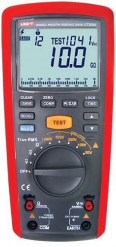 Multimeter UNI-T UT505A tester izol.odporu