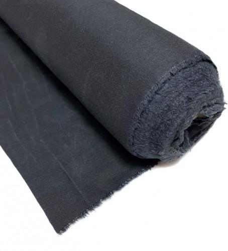 Oil skin jeans