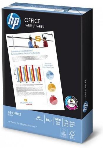 Papiere do tlačiarne HP Office A4 Papír 80g, A4, 500 list...