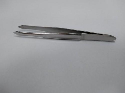 Pinzeta kozmetická obojstranná 9 cm 1x1 ks