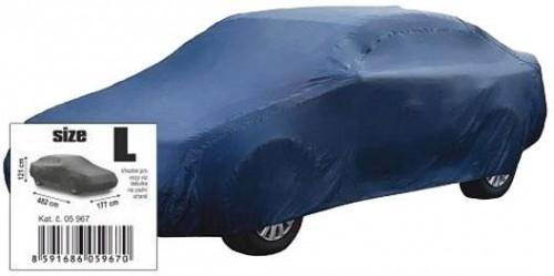 Plachta ochranná na auto COMPASS 05967 FULL vel.L