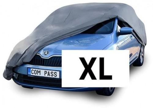 Plachta ochranná na auto COMPASS 05987 FULL vel.XL