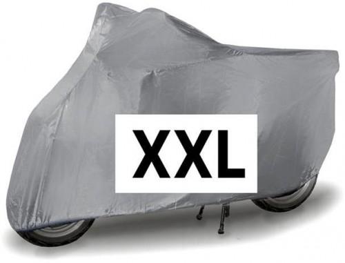 Plachta ochranná na motocykel COMPASS 05992 vel.XXL