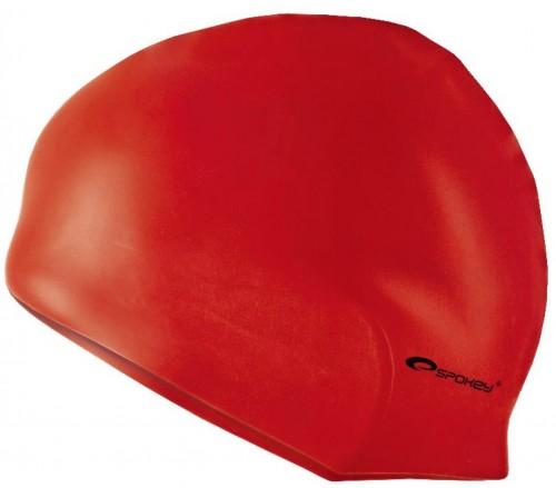 Plavecká čiapka SPOKEY Summer - červená