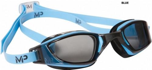 Plavecké okuliare Michael Phelps Xceed - dymová skla