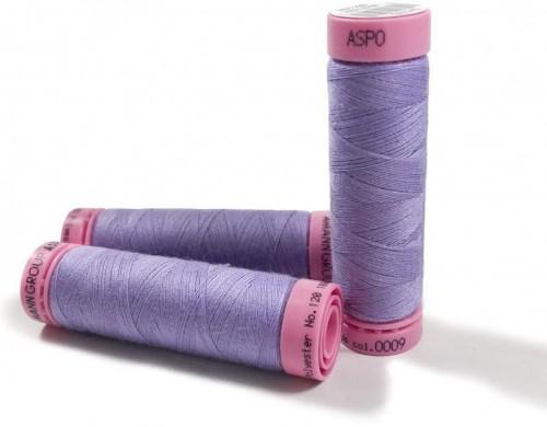 Polyesterová niť Amann Aspo 120 fialová