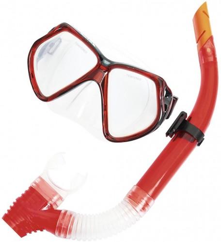 Potápačský set BESTWAY Hydro Pro 24005 - červený