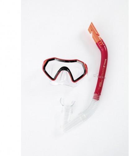 Potápačský set BESTWAY Hydro Swim 24025 - červený