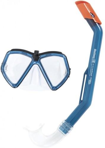Potápačský set BESTWAY Hydro Swim 24027 - modrý