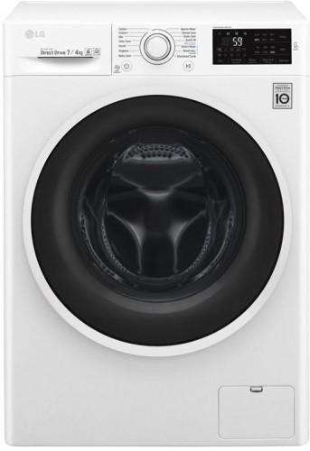Práčka so sušičkou LG F2j6hm0w biela
