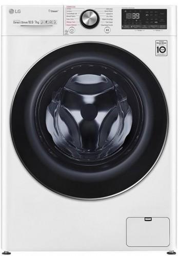 Práčka so sušičkou LG F4dv910h2 biela