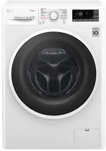 Práčka so sušičkou LG F70j7hg0w biela