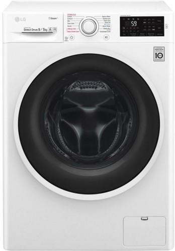 Práčka so sušičkou LG F94j6vg0w biela