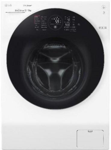 Práčka so sušičkou LG Twinwash™ F126g1bch2n biela
