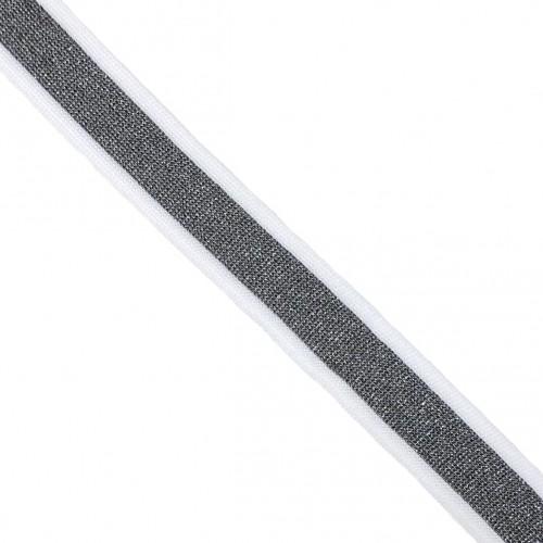 Prámik lemovací lampas LUREX grey
