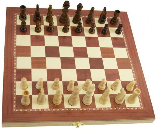 Šachy drevené 96 C02