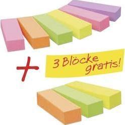 Samolepiaci blok 3M 670-6+3, (š x v) 15 mm x 50 mm, 900 listov
