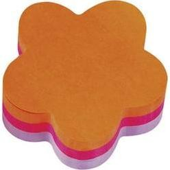 Samolepiaci blok 3M 7000080669, (š x v) 70 mm x 22.5 mm, neónovo oranžová, ružová, purpurová, 225 listov
