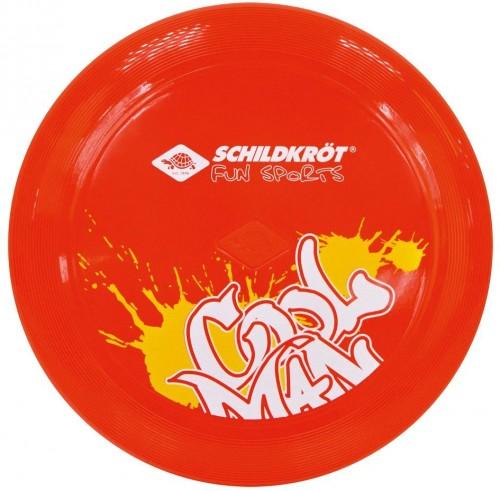 SCHILDKROT Speeddisc Basic - červený