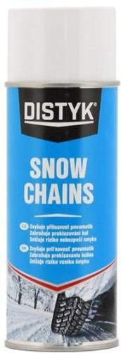 Snehové reťaze v spreji COMPASS 400 ml