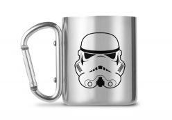 Star Wars hrnek nerez+karabina 240ml