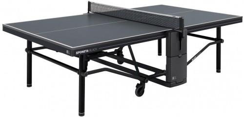 Stôl na stolný tenis SPONETA Design Line - Black Indoor - vnútorný