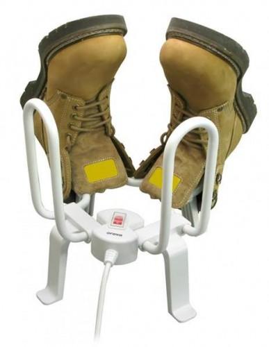 Vysúšače a sterilizátory topánok