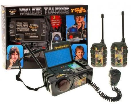 Vysielačky a rádiostanice