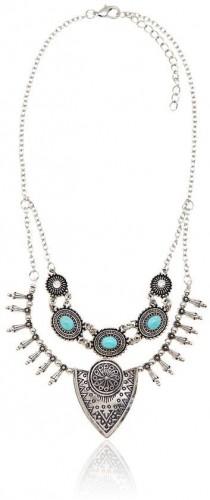 Dámsky náhrdelník v striebornej farbe NOMA Magdalene